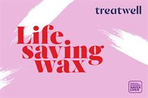 Public Health England partners Treatwell for 'Life saving wax' initiative