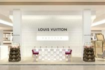 Global: Louis Vuitton takes pop-up to the US