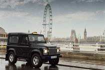 Event TV: Land Rover surprises Londoners with bespoke taxi