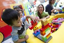 Lego embarks on first joint UK roadshow with Because