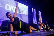In pictures: Les Mills' and Reebok host final One Live event of 2015