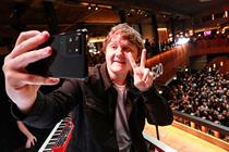 Lewis Capaldi fronts campaign for Samsung Galaxy S20