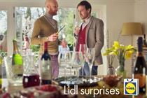 Lidl calls £50m media review