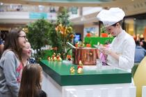 In pictures: Lindt unveils 2016 Easter experiences with Innovision