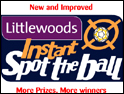 Littlewoods take classic Spot the Ball game interactive