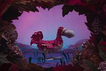 Loewe's strange Christmas tale mixes stop-motion, art and fantasy