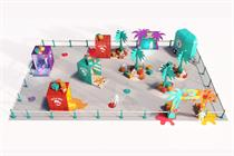 Malibu hosts an immersive photography pop-up