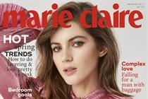 Time Inc gives away free Marie Claire to beauty shop customers