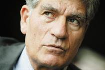 Lack of Publicis UK CEO to blame for revenue decline, says Maurice Lévy