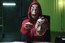 Netflix recruits gang for Money Heist experience