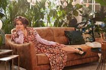 Helena Bonham Carter flaunts her eccentricity in Sofology ad