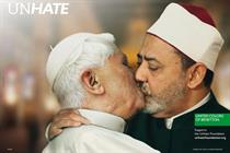'A grave lack of respect': When Benetton whipped up a storm with 'Unhate'
