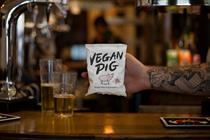 I made this: Turning a joke about vegan pork scratchings into reality