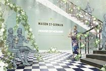 St-Germain partners House of Holland for floral activation