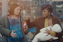 Struggling mums see the funny side in Maltesers ads