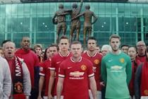 Adidas agrees £750m kit deal with Manchester United
