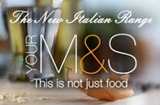 M&S moves food ads on with celebrity voiceovers