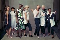 Emma Thompson, Annie Lennox and Rita Ora unveiled as Marks & Spencer  'Leading Ladies'