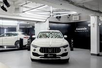 Behind the scenes: Maserati's Instagram takeover