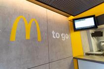 McDonald's trials first new UK store format since 1980s