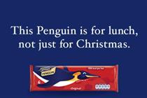 McVitie's Penguin hitches a ride on John Lewis' #MontyThePenguin bandwagon