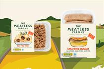Channel 4 takes seven-figure stake in Meatless Farm Co