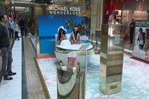 Michael Kors stages luxury-themed experience for perfume launch