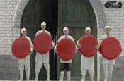 Babybel reveals tiny factory of workers in real cheese push