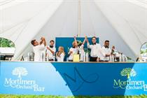 Laurent-Perrier and Mortimer's among Taste of London brand activations