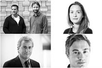 Movers and Shakers: AnalogFolk, Audi, Guardian, FA, Group M, AMV and more