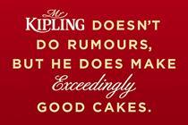 Mr Kipling mocks 'exceedingly good' strapline axe rumours
