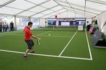 SSE gives fans the chance to play against Andy Murray