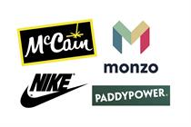 Brave Brand of the Year: will you be voting for McCain, Monzo, Nike or Paddy Power?