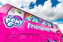 In pictures: Hasbro takes My Little Pony on tour