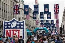 Wasserman confirmed as experiential partner for NFL