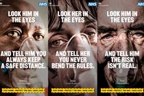 Will the government's new emotive Covid ad make people obey the rules?