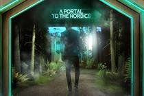 Nordic Spirit creates immersive forest in Soho