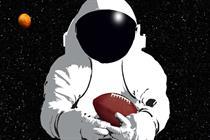 NASA showcases space exploration at Super Bowl fan festival