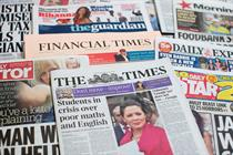 Group M casts doubt on pooled newspaper sales