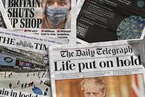 Brands urged to 'back, not block' British journalism amid coronavirus crisis