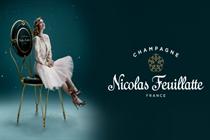 Nicolas Feuillatte to host VR champagne tasting