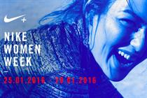 Nike to bring weeklong women's fitness event to London