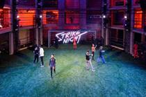 Nike Strike Night scored most effective live experience