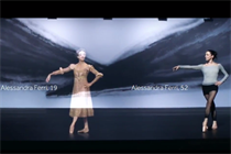 Boots No7 pits 52-year-old ballerina against her 19-year-old hologrammatic self