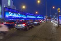 O2 asks motorists if they feel 'stuck' as snow storms grip UK