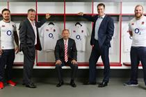 O2's partnership with England Rugby to focus on experiential