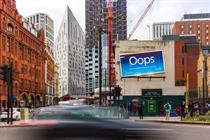 "O2's ""Oops!"" sweeps up at 2018 Outdoor Media Awards"
