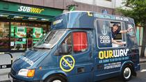 Subway trolled by fish-free sustainable brand