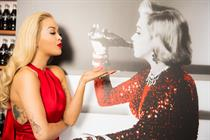 Coke and Rita Ora open pop-up marking 100 years of Coke contour bottle