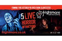 Halloween event billboard banned by ASA for being too scary for children